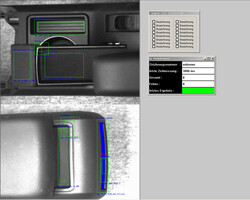Oberflächeninspektion im Bereich Automotive