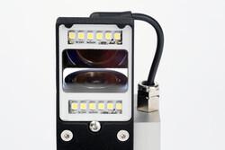 Integrierte LED-Linienbeleuchtungen