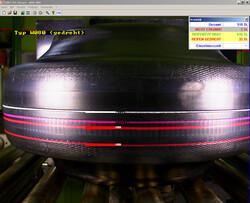 Erkennung von PKW-Reifen in der Fertigung
